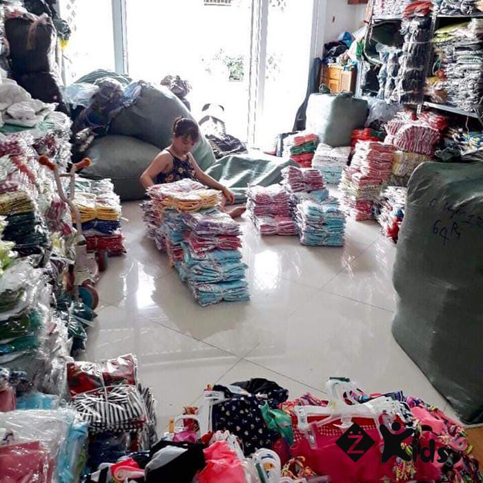 xưởng quần áo tre em giá sỉ