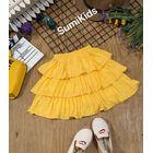 DG100104-Chân váy dập ly
