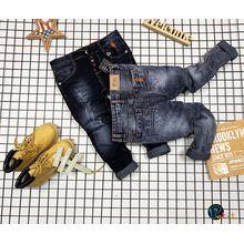 QT200501 - Jean dài siêu ngầu cho bé.