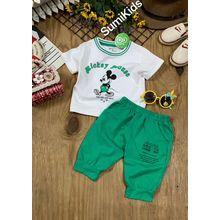 BG2110201-Bộ thun Mickey