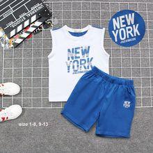 BT2220204-Bộ thun in chữ New York
