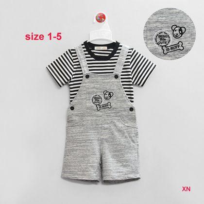 BT180505 - Set yếm thun da cá