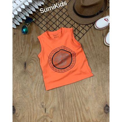 Sumikid chào áo thun cotton sát nách mát mẻ cho bé trai gái đều mang được size 1-8