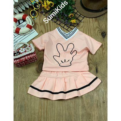 BG2070204-Set chân váy Mickey