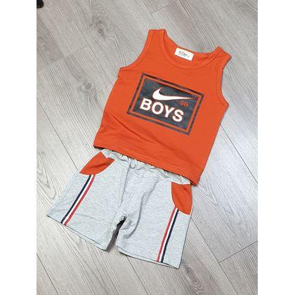 BT060601 - Bộ Bé Trai Cotton. In Boys