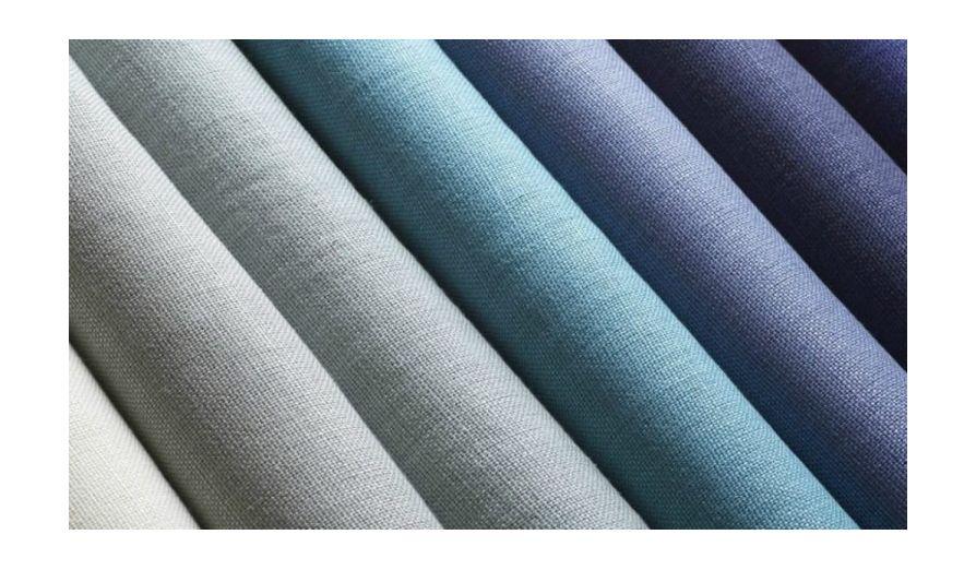 vải linen xu hướng nguyên liệu vải 2019