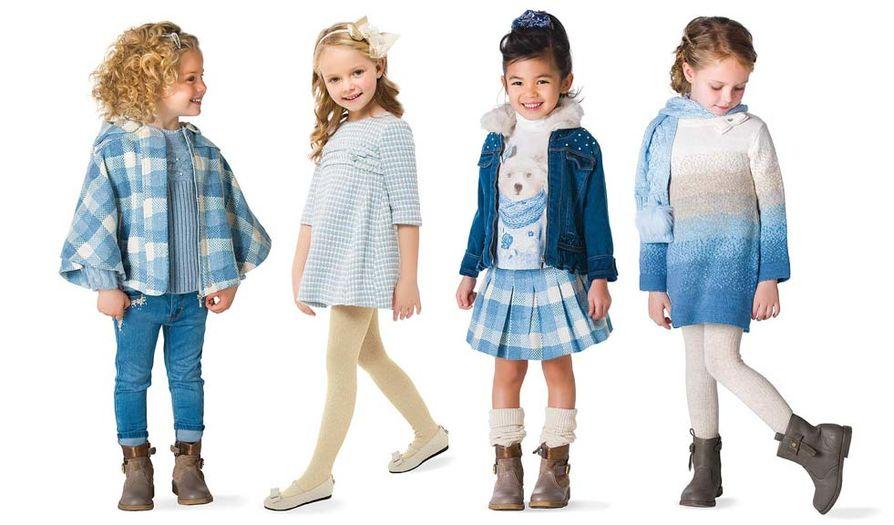 xu hướng quần áo trẻ em mới nhất